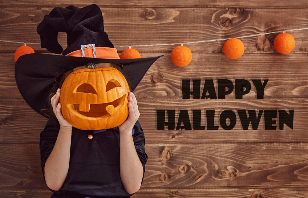 happy halloween — Реасан