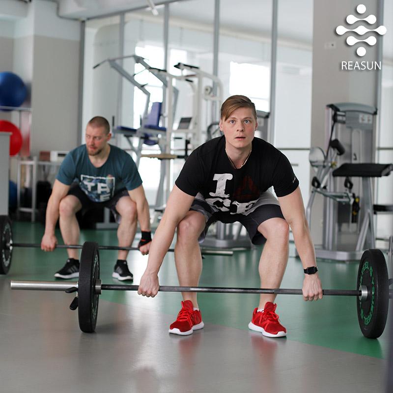Силовые-тренировки-в-Реасан