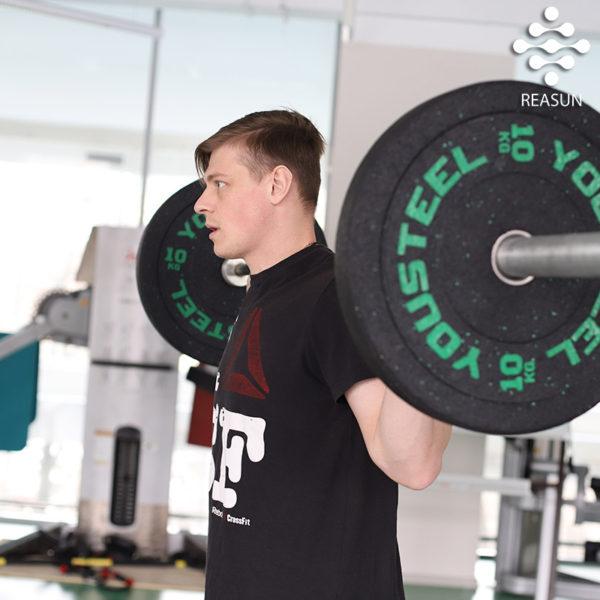 trenirovki v fitnes centre reasan — Реасан
