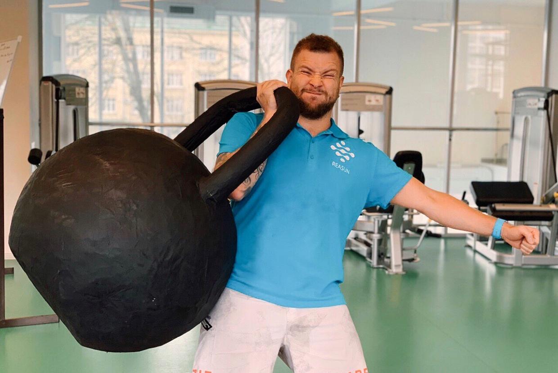 aleksandr medvedev trener reasan — Реасан
