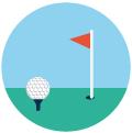 golf — Реасан